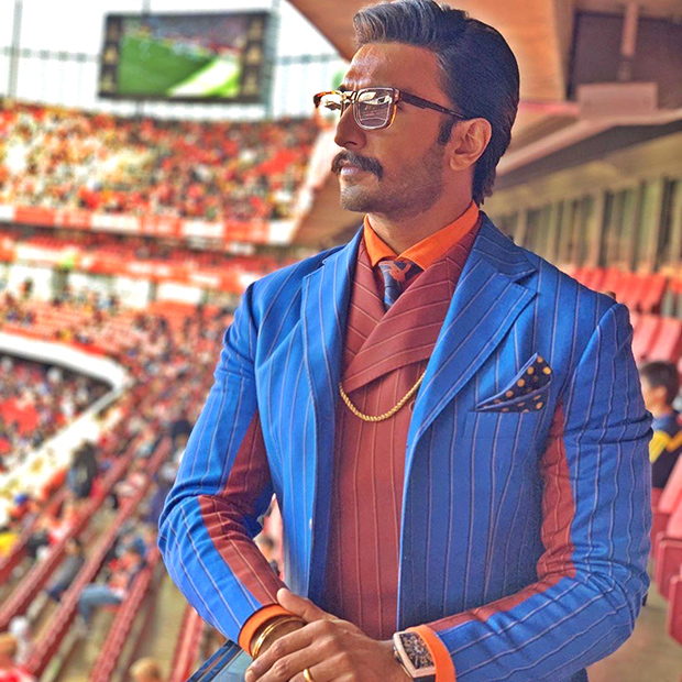 Arsenal Vs Tottenham Hotspur: Ranveer Singh Raps His Way To North London Derby, Meets Will Ferrell Among Other Dignitaries