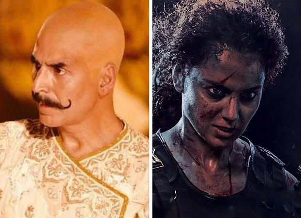BREAKING: Akshay Kumar's Prithviraj to CLASH with Kangana Ranaut's Dhaakad on Diwali 2020!