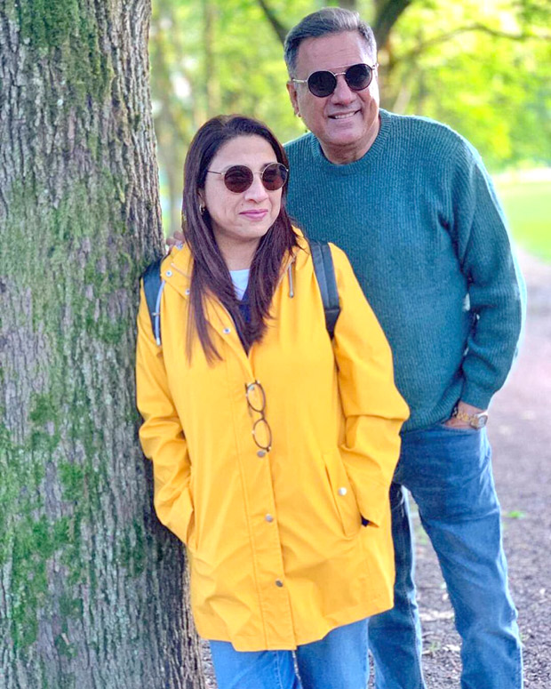 Boman Irani Has A Gorgeous 'stalker', And He Isn't Complaining!