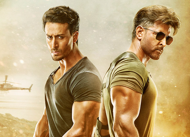 Box Office The Tiger Shroff – Hrithik Roshan starrer War sees massive advance booking; Day 1 expected to be Rs. 20 cr