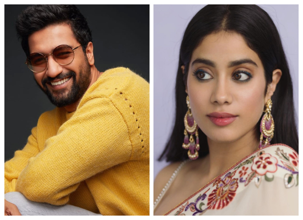 Check Out: Vicky Kaushal And Janhvi Kapoor Were Spotted On Sets And It Is Not For Takht!
