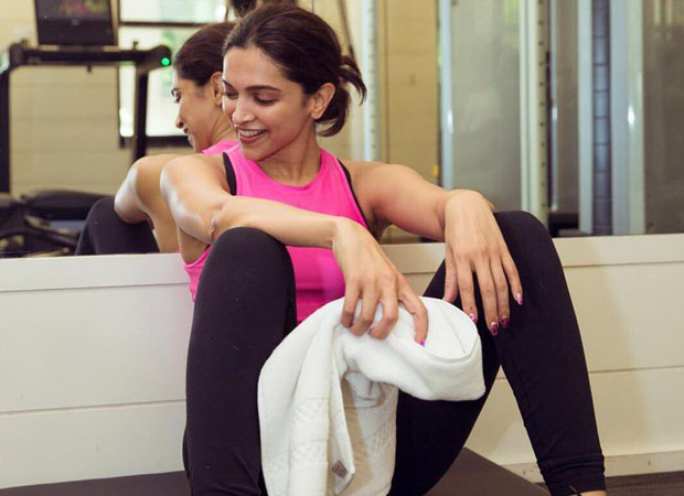 Deepika Padukone's Latest Workout Video Is All The Motivation You Need To Hit The Gym