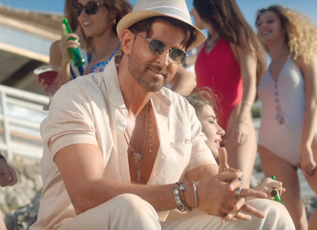 """""""Ease is the most difficult thing to achieve"""" - Hrithik Roshan onWar song 'Ghungroo'"""