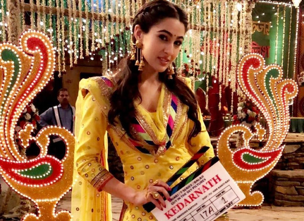 Sara Ali Khan Shares The Rehearsal Video Of Her First Bollywood Song Ever