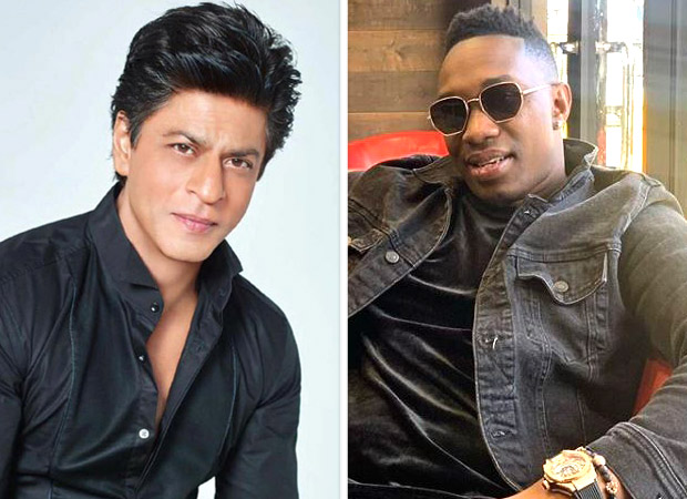 Video Of Shah Rukh Khan And Cricketer Dwayne Bravo Dancing To Lungi Dance Goes Viral