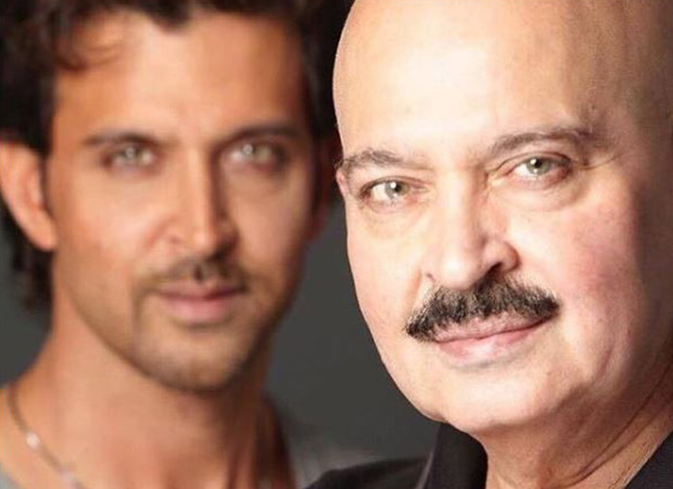 Hrithik Roshan Thanks His Father Rakesh Roshan For Being His First Teacher