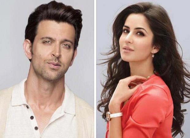 Hrithik Roshan calls Katrina Kaif a 'mazdoor' who happens to be beautiful