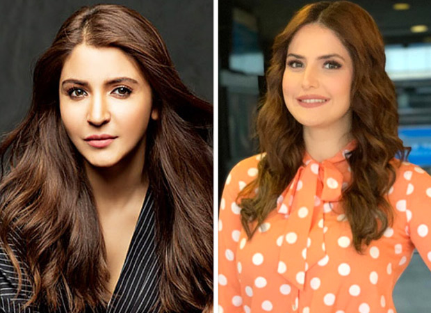 Zareen Khan Finds Anushka Sharma's Gesture Very Sweet, Despite Not Being Friends