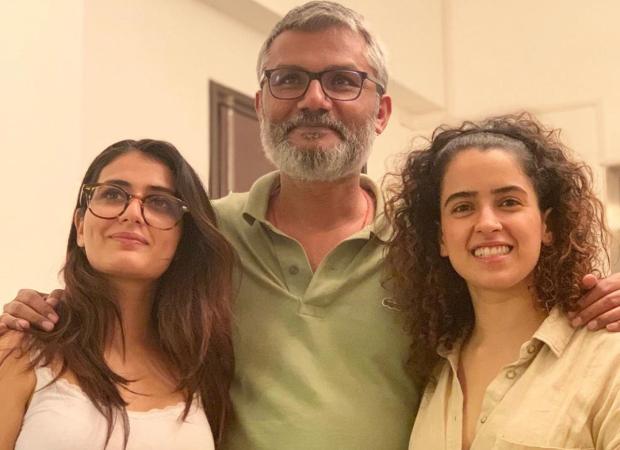 'chhoriya' Fatima Sana Shaikh And Sanya Malhotra Have A Reunion With 'chhichhora' Nitesh Tiwari