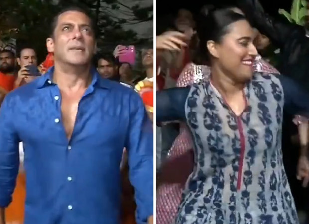 Ganesh Chaturthi 2019: Salman Khan, Daisy Shah, Swara Bhasker Dance Their Hearts Out During Ganpati Visarjan