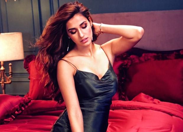 Hot! Disha Patani Raises The Oomph Factor In A Sensual Black Gown