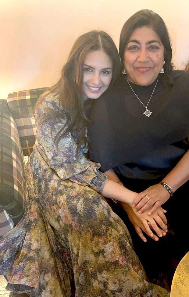 Huma Qureshi And Gurinder Chadha Reunite In Los Angeles!