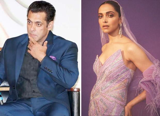 IIFA 2019: Salman Khan's reaction to Deepika Padukone's purple gown was priceless