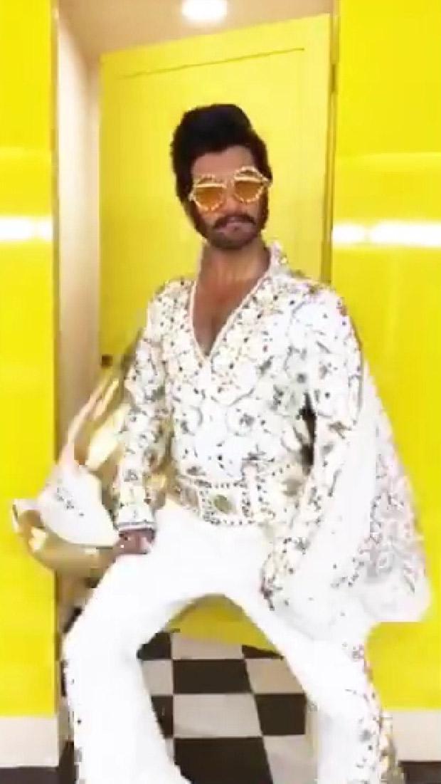 It's Now Or Never! Ranveer Singh Channels His Inner Elvis Presley In This New Shoot