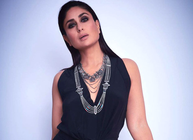 Kareena Kapoor Khan Looks Bespoke In A Black Silvia Tcherassi Dress