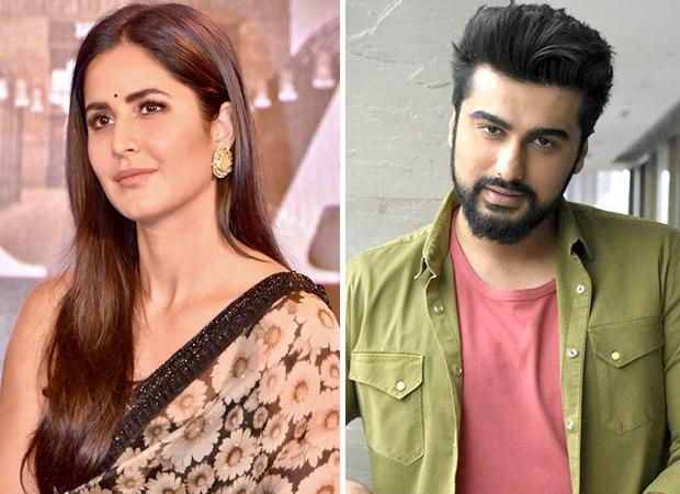 Katrina Kaif Takes A Dig At Arjun Kapoor's Finding Fanny Post; Arjun Hits Back With A Witty Reply
