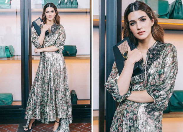 New York Fashion Week: Kriti Sanon Steals The Limelight At The Coach Spring Summer Show 2020
