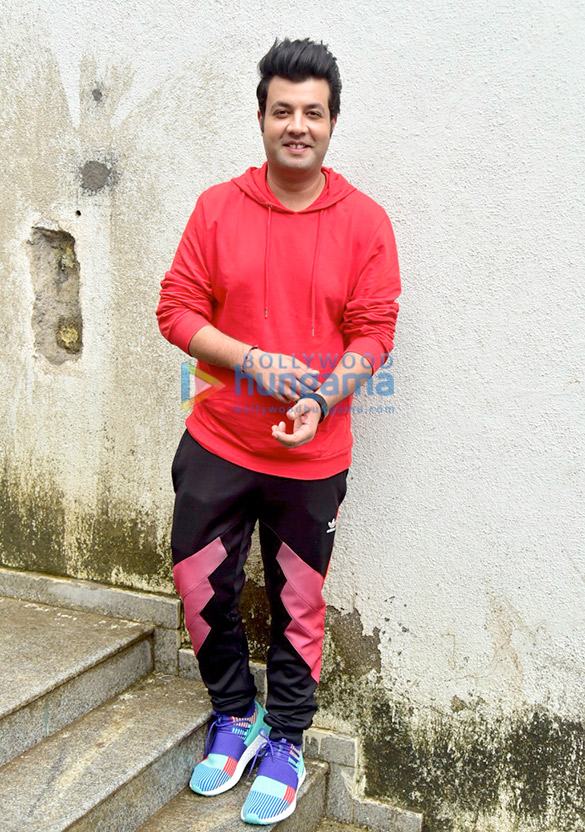 Photos Sushant Singh Rajput, Shraddha Kapoor, Varun Sharma and Tahir Raj Bhasin snapped during Chhichhore promotions (3)
