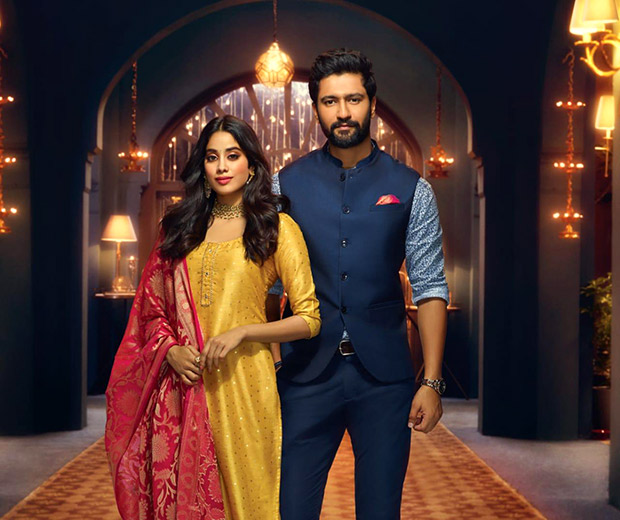 Reliance Trends signs up Vicky Kaushal and Janhvi Kapoor as brand ambassadors