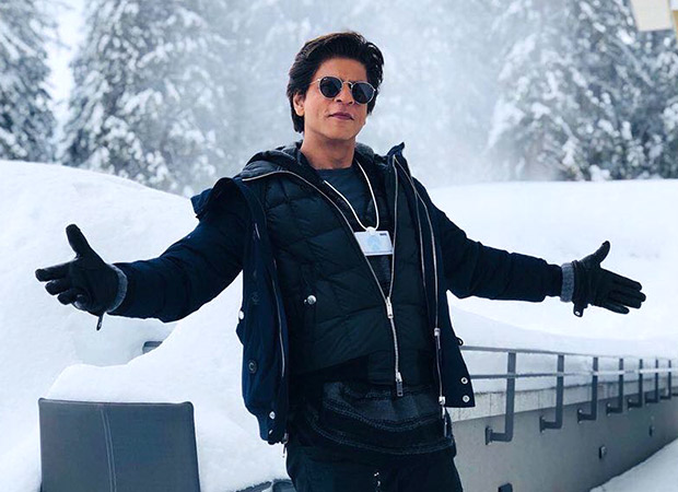 Shah Rukh Khan asks his fans not to believe fake reports of his upcoming projects