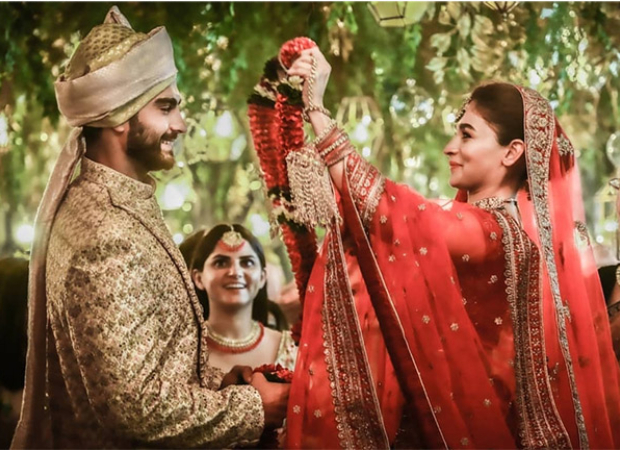 This Image Of Ranbir Kapoor And Alia Bhatt's Wedding Is Going Viral And It Is Sending Fans Into Frenzy