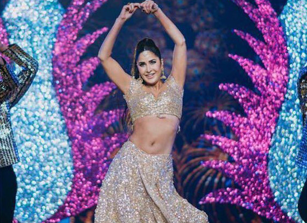 Video: Katrina Kaif Gives A Glimpse Of Her Rocking Performance At Iifa 2019
