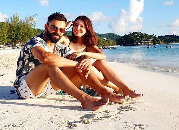 Anushka Sharma And Virat Kohli's Seaside Holiday Photos Will Give You Serious Travel Goals