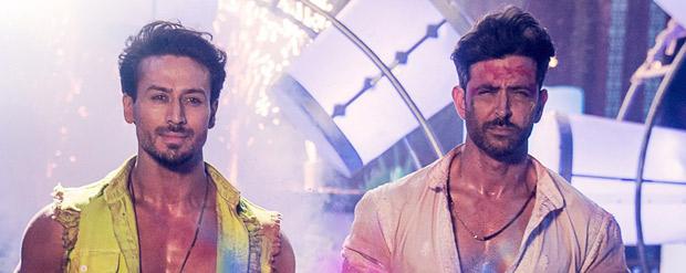 War: Hrithik Roshan And Tiger Shroff Show Off Insane Dance Moves In 'jai Jai Shivshankar'