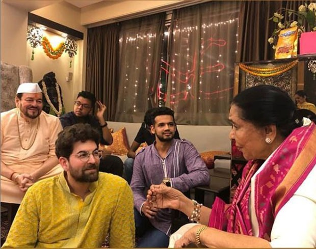 Watch: Neil Nitin Mukesh Recreates This Iconic Song Of Asha Bhosle With The Singer Herself