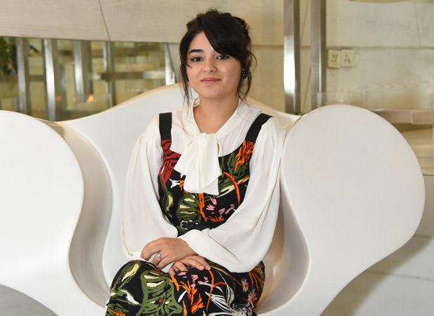 Zaira Wasim misses out on the golden moment of her career