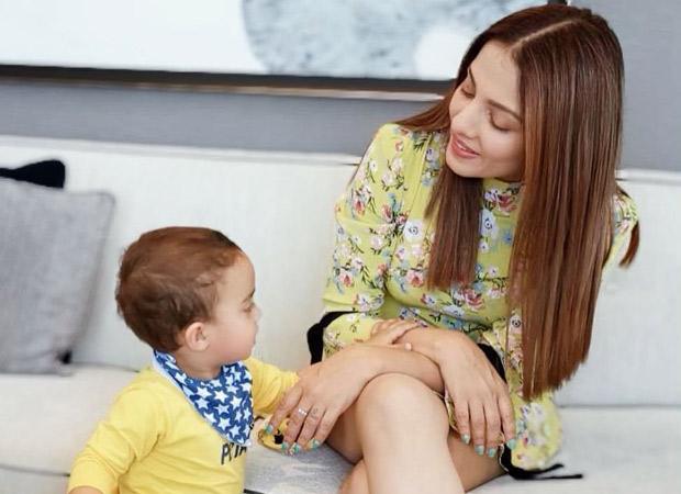Celina Jaitly Pens An Emotional Note On Son Arthur's Birthday, Seeks Blessings
