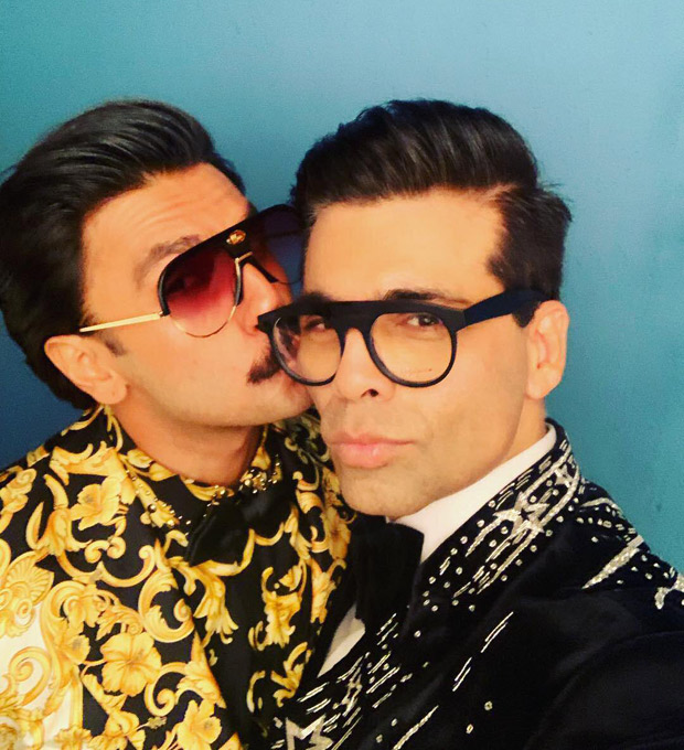 Ranveer Singh And Karan Johar Knew The Answer Of Kbc's 1-crore Question, Thanks To Takht!