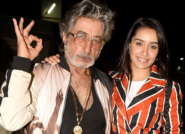 Shraddha Kapoor's Chhichhore leaves father Shakti Kapoor in tears