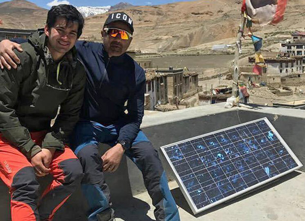 Watch: When Sunny Deol And Team Encountered An Icy Day In Himachal During Pal Pal Dil Ke Paas Shoot