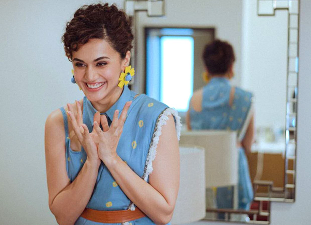 Taapsee Pannu Admits Being In A Relationship, But The Guy Is Neither An Actor Nor A Cricketer