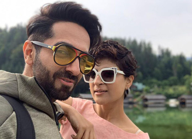 Ayushmann Khurana Receives The Most Adorable Birthday Wish From Wife Tahira Kashyap