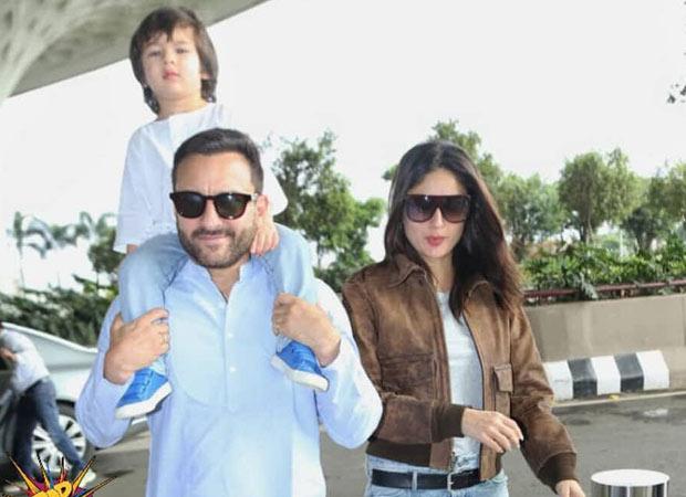 Saif Ali Khan And Kareena Kapoor Khan Mobbed For Selfies After They Lose Way To Pataudi Palace