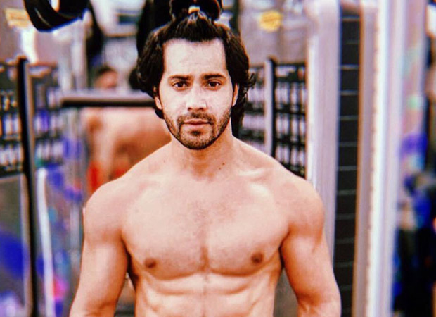 Varun Dhawan's Shirtless Picture Is All You Need To Get Rid Of The Monday Blues