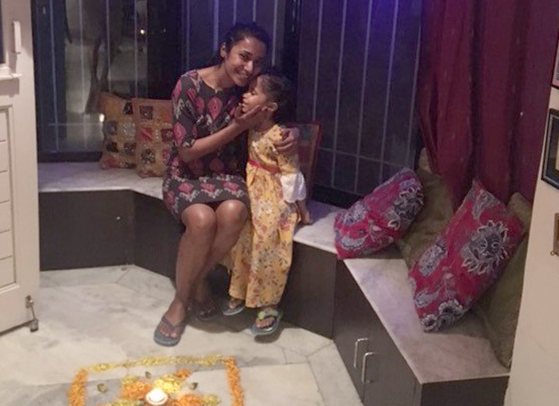 Tannishtha Chatterjee adopts a baby girl