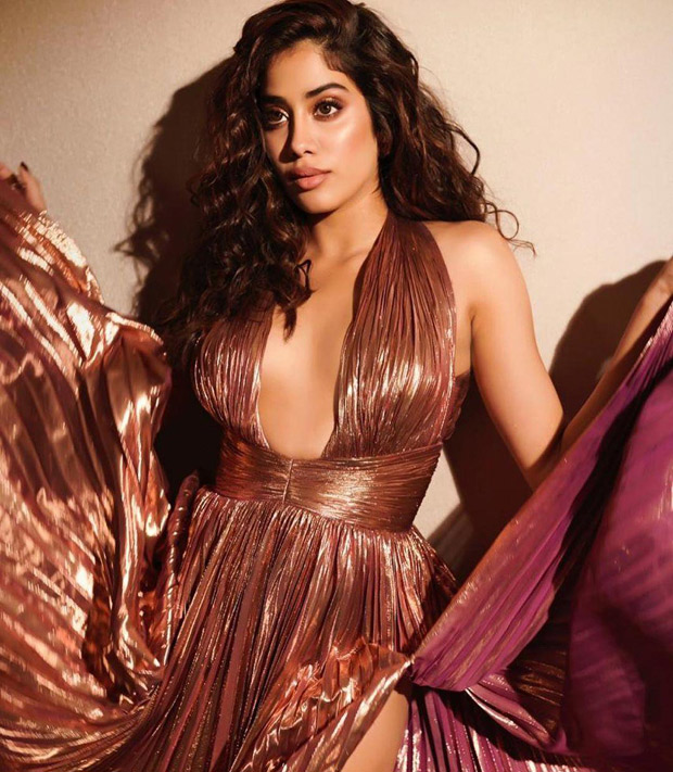 A-record-of-sorts: One-film-old Janhvi Kapoor Already Has 6 Films In Her Kitty!