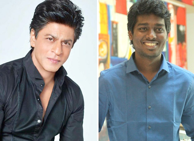 BREAKING Atlee CONFIRMS his next film with Shah Rukh Khan!