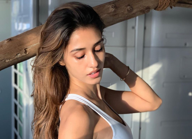 Disha Patani Gives A Steamy Sneak Peek Of Her Upcoming Advertisement