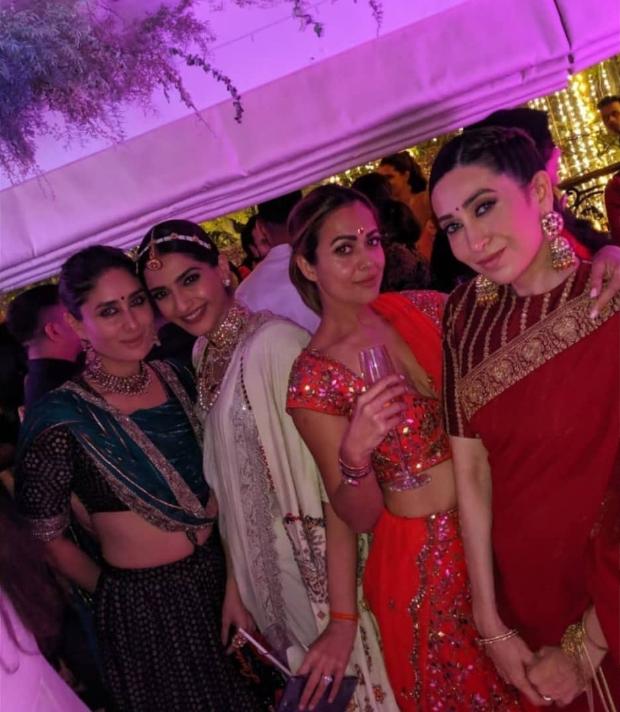 Diwali 2019: Kareena Kapoor, Saif Ali Khan, Sonam Kapoor, Janhvi Kapoor, Arjun Kapoor bring glamour to Anil Kapoor's bash