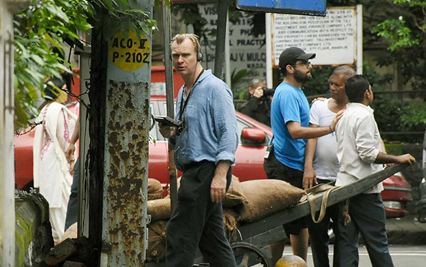 EXCLUSIVE: In a FIRST ever instance, Christopher Nolan was granted permission to shoot Tenet in Mumbai within A WEEK!