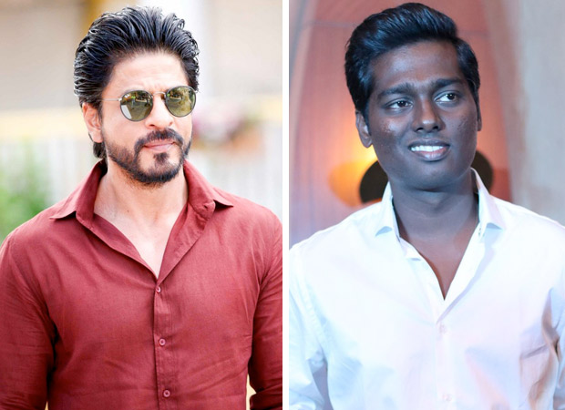EXCLUSIVE: Shah Rukh Khan all set to sign Atlee's OUT-AND-OUT masala action film!
