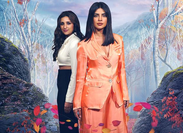 Priyanka Chopra Is Queen Elsa - for 'Frozen 2′ Hindi Version!