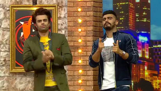 Housefull 4: Arjun Kapoor And Maniesh Paul Take Akshay Kumar's Bala Challenge
