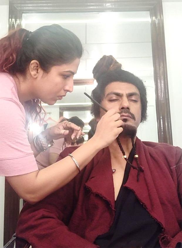 Housefull 4: Here's how Nawazuddin Siddiqui transformed into Ramsay Baba