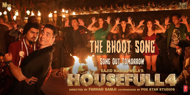 Housefull 4: Nawazuddin Siddiqui transforms into Ramsey Baba for Akshay Kumar's 'The Bhoot Song'