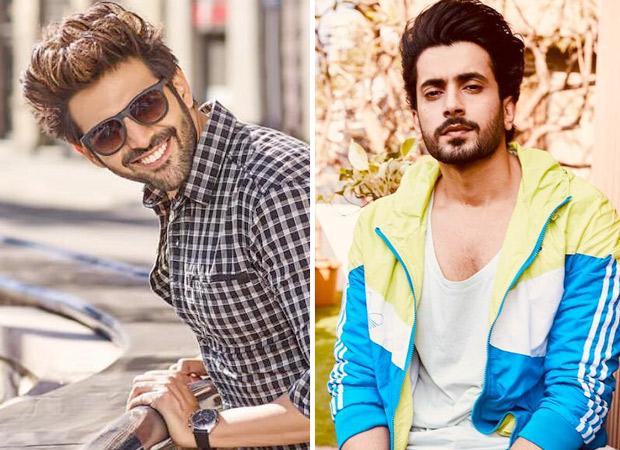 Kartik Aaryan wishes his Titu, Sunny Singh, love and luck for his film Ujda Chaman